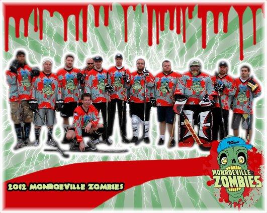 2012 Monroeville Zombies
