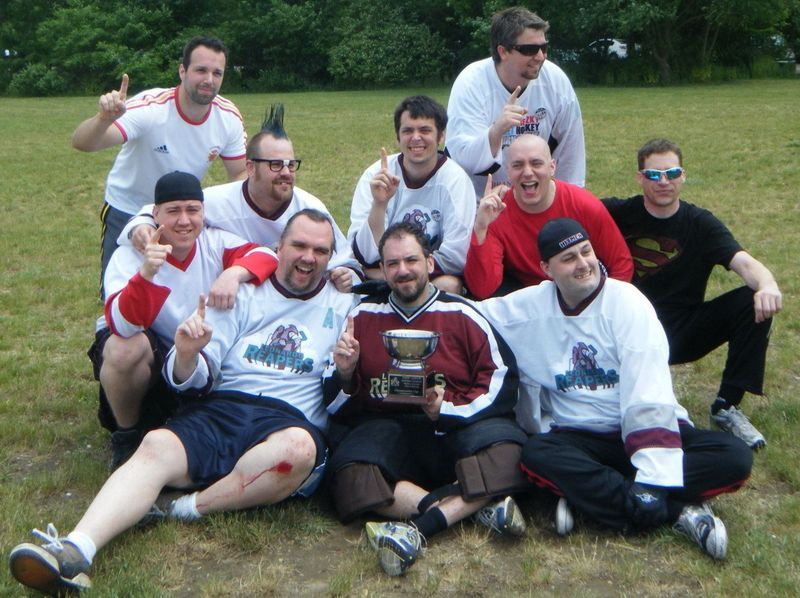 Leonardo Reapers in 2012 – Walter Gretzky Cup Champions