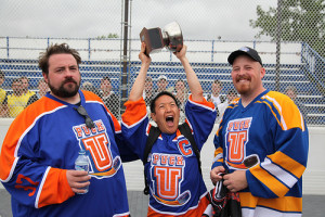 Ming Wins the Cup