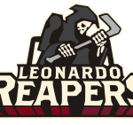 Reapers Shoulder Patch 2014-present