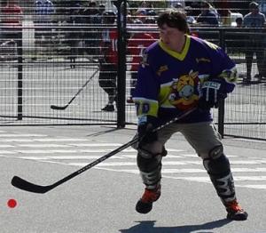 Shaun Corrigan – View Askew Street Hockey League