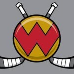 Wally's Warrior Shoulder Patch
