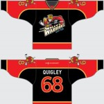 Wally's Warriors Jersey
