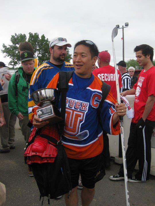 Ming Chen of Puck U in 2010