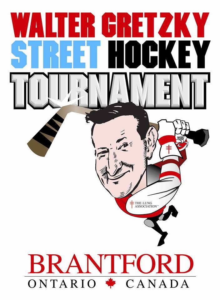 Walter Gretzky Street Hockey Tournament View Askew Street Hockey