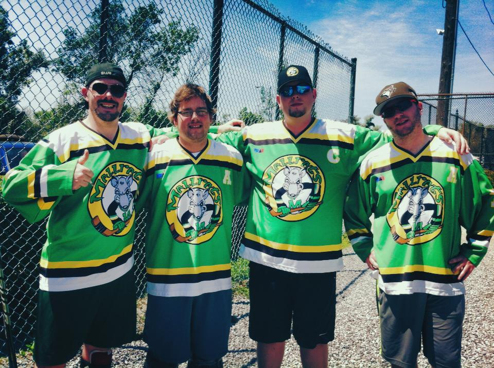 Mallrats at the Gateway to the World's Tournament in Niagara 2013