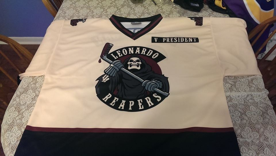 Reapers Jersey (Light) 2014