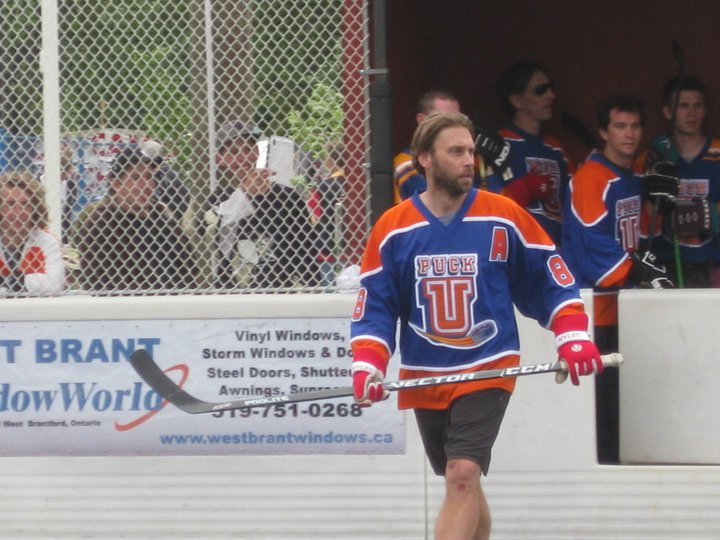 Scott Mosier of Puck U in 2010