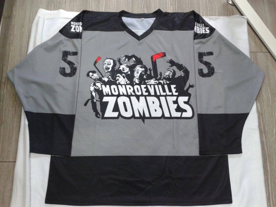 Zombies Jersey in 2015