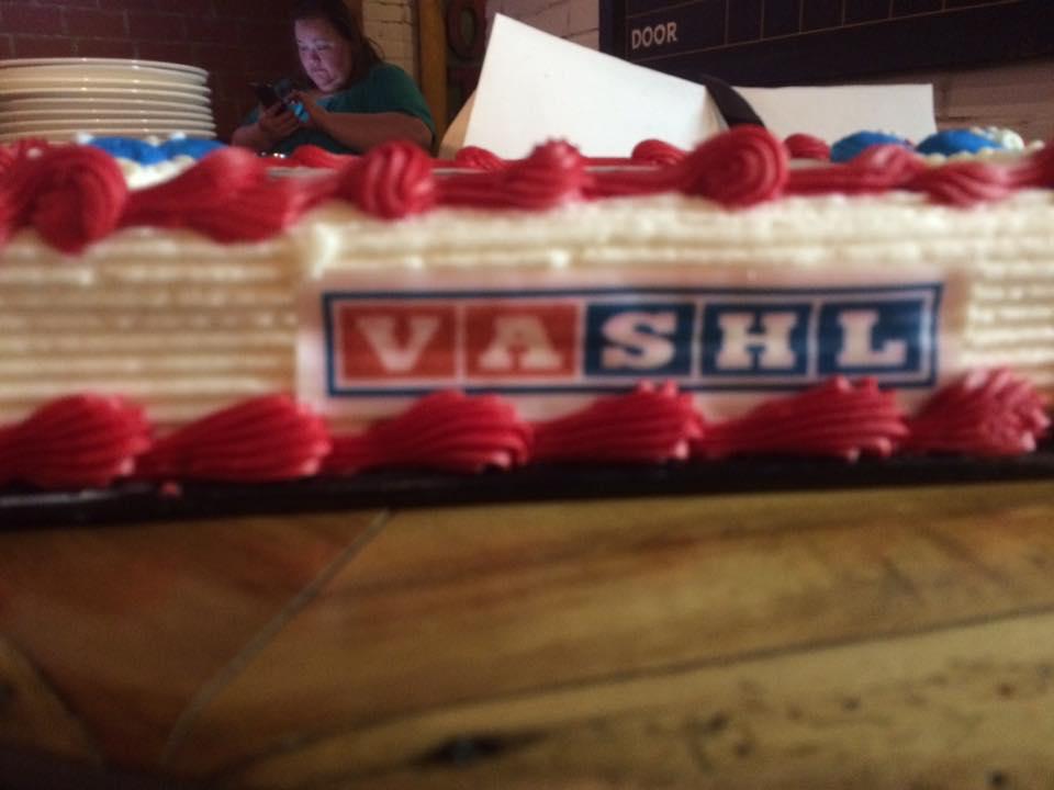 VASHL Cake in 2017