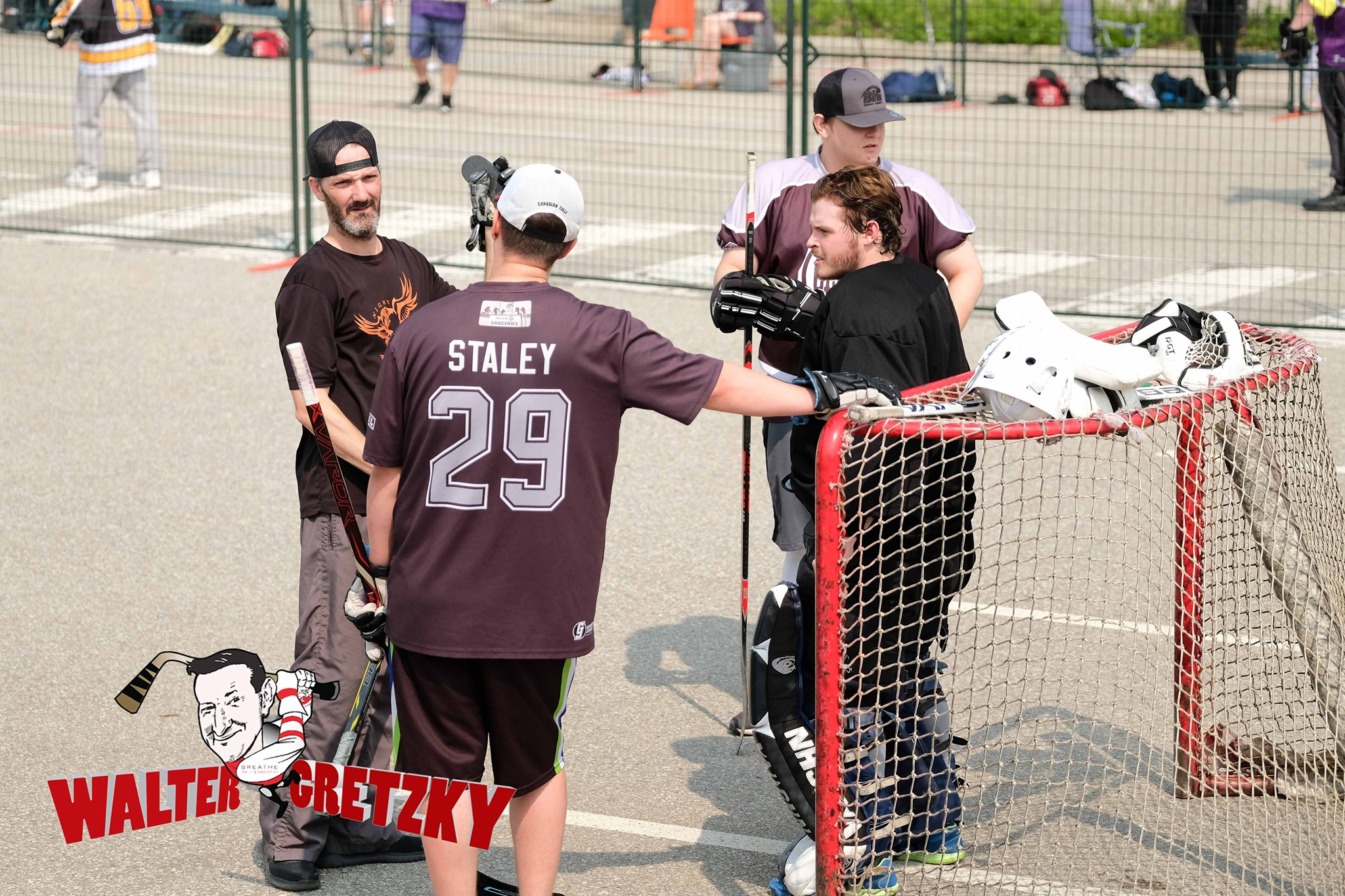 View Askew Street Hockey League